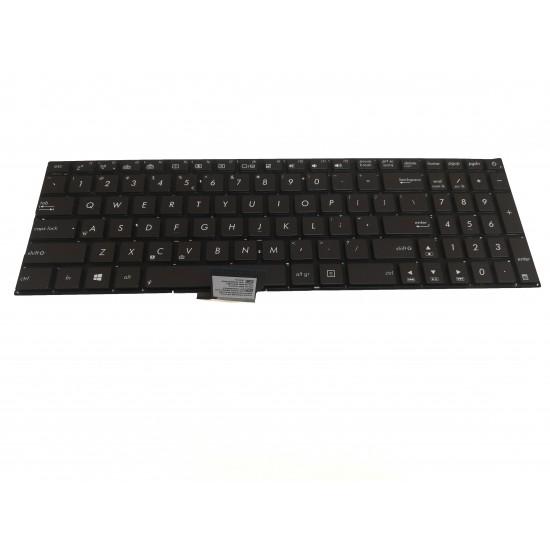 Tastatura Asus UX52A fara rama us neagra