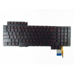 Tastatura Laptop, Asus, ROG G752, G752VT, G752VY, G752VS, G752VM, G752VL, iluminata, layout US
