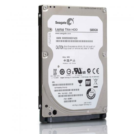 Hard Disk Laptop Seagate Momentus ST500LT012, 500GB, 5400rpm, 16MB, SATA 2 Hard disk-uri noi