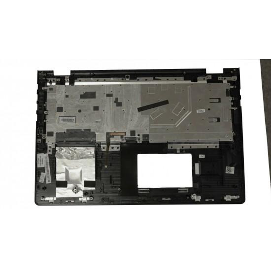 Carcasa superioara cu tastatura palmrest Laptop, Lenovo, Flex 3-1570, 3-1580, US Carcasa Laptop