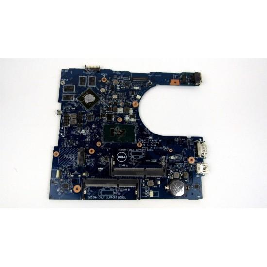 Placa de baza Dell Inspiron 5559 i7-6500U LA-D071P