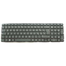 Tastatura Laptop, HP, 90.4XU07.L01, SG-49610-XUA, 697458-001, fara rama, uk