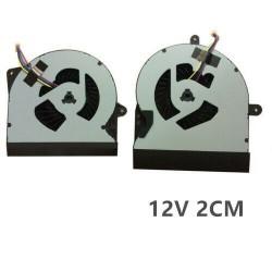 Set Cooler Laptop, Asus, ROG G751JT, 12V, Thickness 20mm