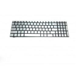 Tastatura Laptop Asus N76 iluminata gri