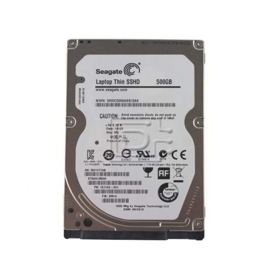 Seagate SSHD Laptop Seagate Thin 500GB SATA3 5400RPM 64MB (ST500LM000) Hard disk-uri noi