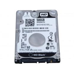 Hard Disk laptop 2.5 inch 500GB 7200 RPM Western Digital Black wd5000lplx