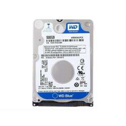 HDD Laptop WD Blue 500GB, 5400rpm, 16MB cache resigilat