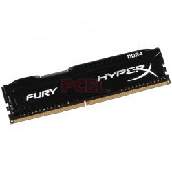 Memorie HyperX FURY Black 4GB, DDR4, 2400MHz, CL15, 1.2V HX424C15FB/4
