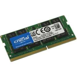 Memorie laptop Crucial 16GB DDR4 2400T CL17, DRx16 SODIMM, 260 pin