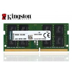 Memorie notebook Kingston 16GB, DDR4, 2400MHz