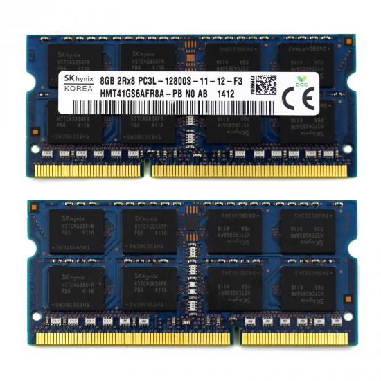 Memorie Ram Hynix DDR3L 8GB PC3L 12800S 1600 Mhz HMT41GS6AFR8A-PB Memorie RAM Noua