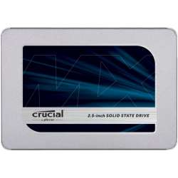 Solid-State Drive (SSD) CRUCIAL MX500, 250GB, 2.5 inch