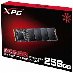 SSD A-DATA SX6000 Pro 256GB PCI Express 3.0 x4 M.2 2280