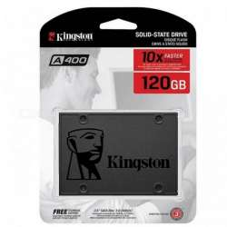 SSD Kingston A400 120GB SATA-III 2.5 inch