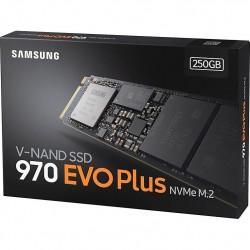 SSD Samsung 970 EVO Plus Series 250GB PCI Express x4 M.2 2280