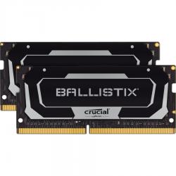 Memorie laptop Crucial Ballistix 16GB (2x8GB) DDR4 3200MHz CL16 Black Dual Channel Kit