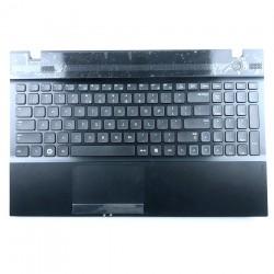 Carcasa superioara cu tastatura palmrest Laptop, Samsung, NP300V5A, NP305V5A, 305V5A, 300V5A, refurbished