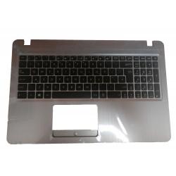 Carcasa superioara cu tastatura palmrest Laptop, Asus, A540, A540L, A540S, A540LA, A540LJ, A540SA, A540SC, 90NB0B01-R30680, gri