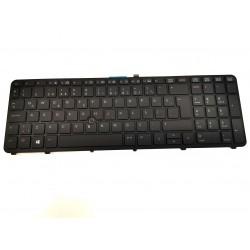 Tastatura Laptop, HP, ZBook 15 G1, G2, Zbook 17 G1, G2, iluminata, layout DE (germana)