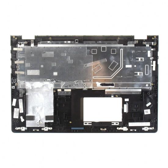 Carcasa superioara cu tastatura palmrest Laptop, Lenovo, Yoga 500-15IBD, 500-15ISK, 500-15IHW, 5CB0J34034, 5CB0H91148, iluminata, US Carcasa Laptop