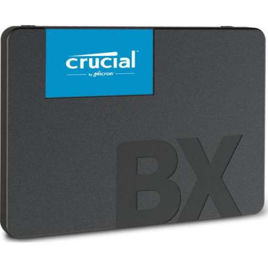Solid-State Drive (SSD) Crucial® BX500, 480GB 3D, NAND, SATA 2.5 Hard disk-uri noi