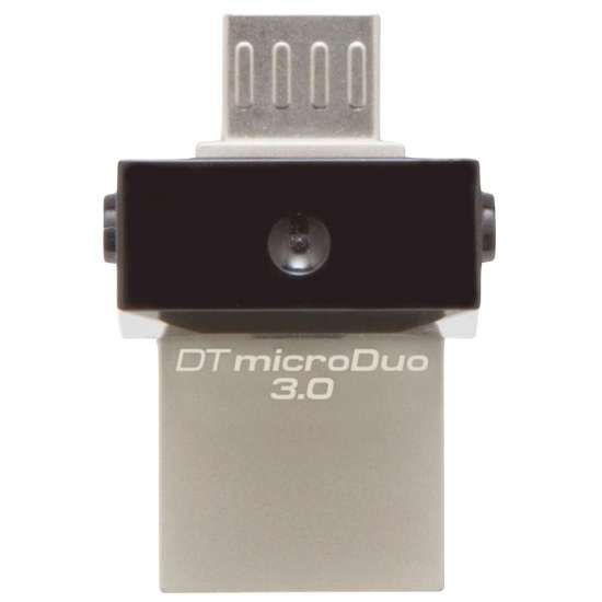 Memorie USB Kingston DataTraveler MicroDuo, 32GB, USB 3.0, OTG Accesorii Laptop