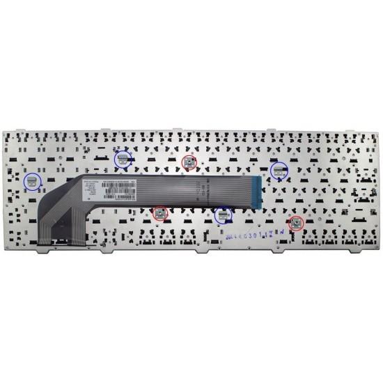 Tastatura Laptop, HP, 4540s, 4545s, 4740s, 4745s, 701485-001, fara rama, us Tastaturi noi
