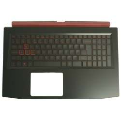 Carcasa superioara cu tastatura palmrest Laptop, Acer, Nitro 6B.Q2SN2.001, AP211000610
