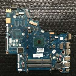 Placa de baza laptop, HP, 250 G6, LA-E821P, N3350, CPU 934737-601/934737-001/934737-501 Intel Celeron