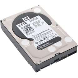 "Hard disk Western Digital Black 2TB 7200RPM 64MB 3.5"" WD2003FZEX, second hand"