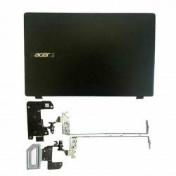 Capac display cu rama si balamale Laptop, Acer, Extensa 2510, Z5WAH, 60.ML9N2.003