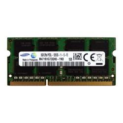 Memorie laptop Samsung sodimm 8GB DDR3L PC3L-12800s 1600Mhz 1.35V, M471B1G73DB0-YK0