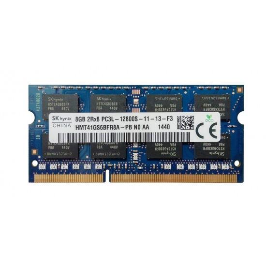 Memorie laptop Hynix sodimm 8GB DDR3L PC3L-12800s 1600Mhz 1.35V, HMT41GS6BFR8A-PB N0 AA Memorie RAM sh