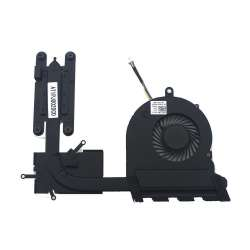 Cooler cu radiator Laptop, Dell, Inspiron 15 5565, 5567, 17 5767, 0789DY, 789DY