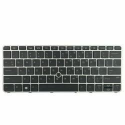 Tastatura Laptop, HP, EliteBook 725 G4, 820 G4, 828 G4, cu mouse pointer, SH