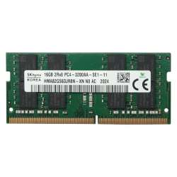 Memorie Laptop, Hynix, HMA82GS6DJR8N-XN, Sodimm 16GB, DDR4, 2Rx8, PC4-3200AA, Bulk