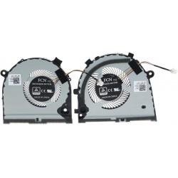 Set coolere Laptop, Dell, Inspiron Gaming G3 G3-3579, 3779, 9556, G5 15 3578, 5587, 0TJHF2, 0GWMFV0