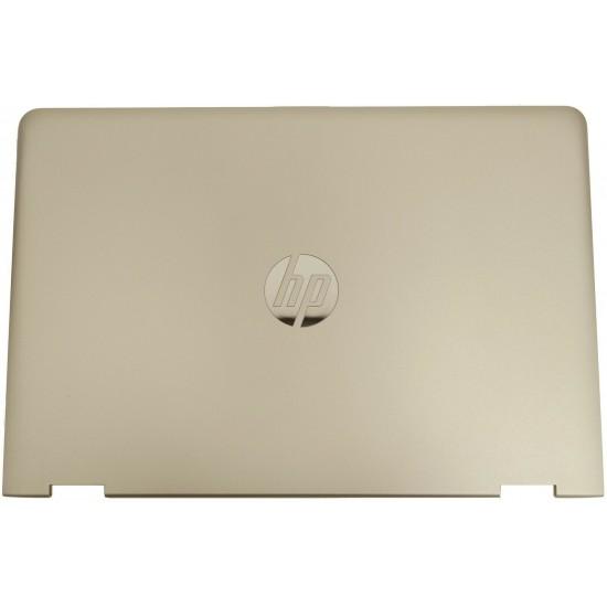 Capac display Laptop, HP, Pavilion x360 14-BA, 14M-BA, 924272-001, 460.0C207.0001, auriu Carcasa Laptop
