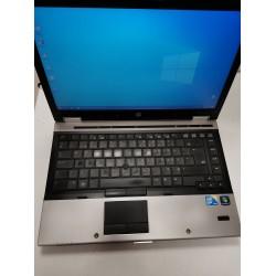 Laptop HP EliteBook 8440p SSD 128gb, 8GB RAM, Intel I5, Windows 10 PRO, second hand