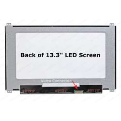 Display laptop, NV133FHM-N42 V8.0,, 13.3 inch, FHD, IPS, slim, 30 pini, conector dreapta
