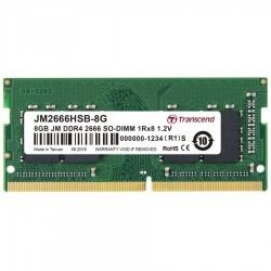 Transcend JM 8GB DDR4 2666 SO-DIMM,JM2666HSB-8G, 1.2V, CL17