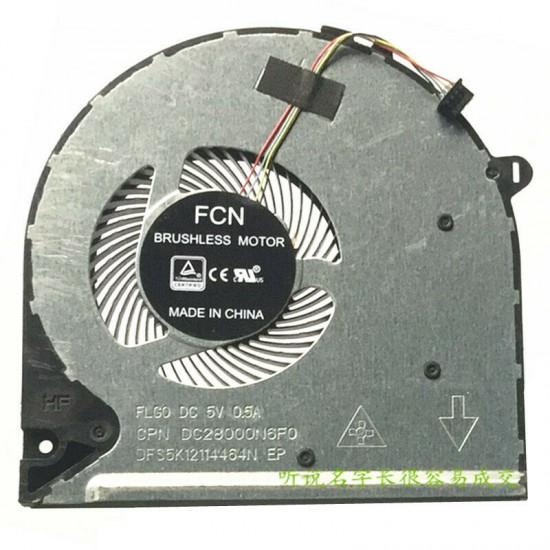 Cooler laptop HP, 15-DW, 15S-DU, 15-DU, L52034-001, DC28000N6F0