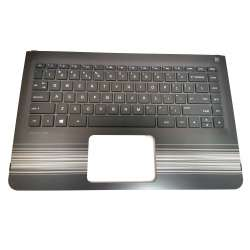Carcasa superioara cu tastatura palmrest, HP,  Pavilion X360 13-U, 856037-211