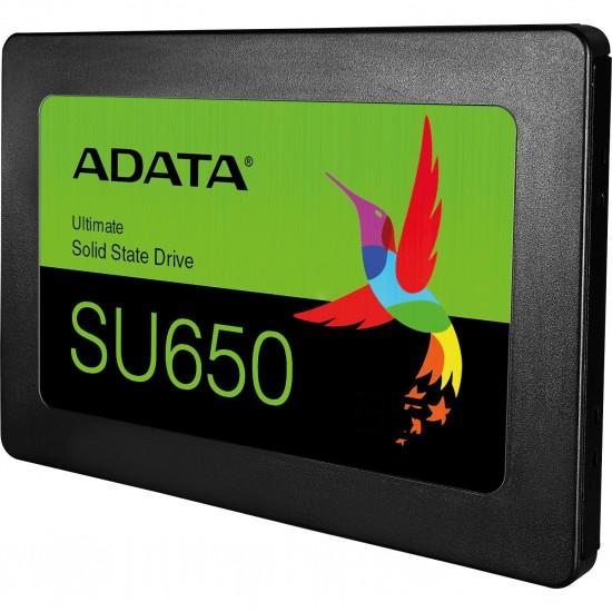 Solid-State Drive (SSD) ADATA SU650, 960GB, SATA III, 2.5 inch SSD