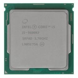 Procesor Intel Core i5-9600KF, 3.7 GHz, 9MB, fara grafica integrata, Socket 1151 - Chipset seria 300, bulk
