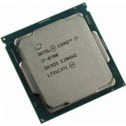 Procesor Intel® Core™ i7-8700 Coffee Lake, 3.2GHz, 12MB, Socket 1151 - Chipset seria 300, bulk