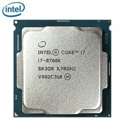 Procesor Intel® Core™ i7-8700K Coffee Lake, 3.70GHz, 12M, Socket 1151 - Chipset seria 300, bulk