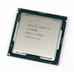 Procesor Intel® Core™ I5-9600K, 3.7 GHz, 9MB, Socket 1151- Chipset seria 300, bulk
