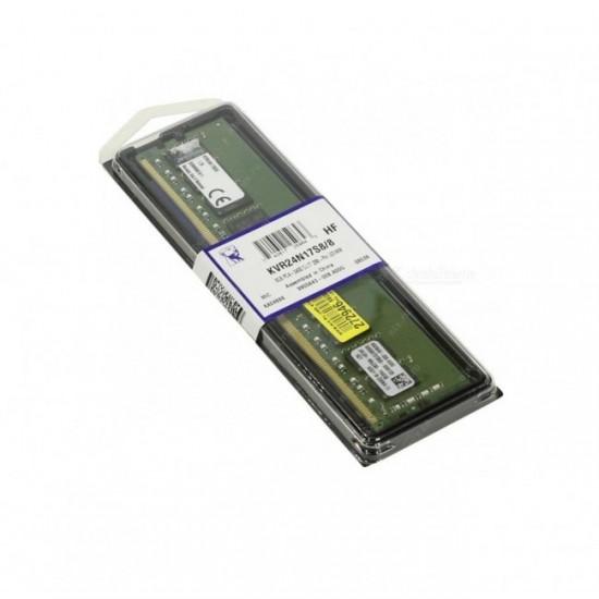 Memorie Kingston ValueRAM 8GB, DDR4, 2400MHz, CL17