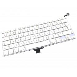 Tastatura Laptop, Apple, MacBook A1342, 2009, 2010, layout UK, alba